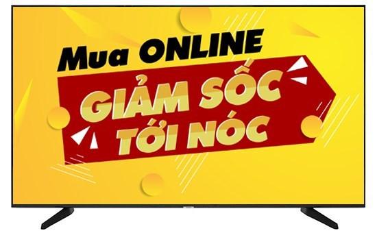 """Smart TV 4K  65"""""""