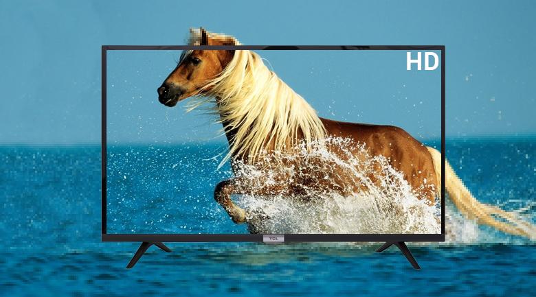 Độ phân giải HD trên Android Tivi TCL 32 inch 32S6500