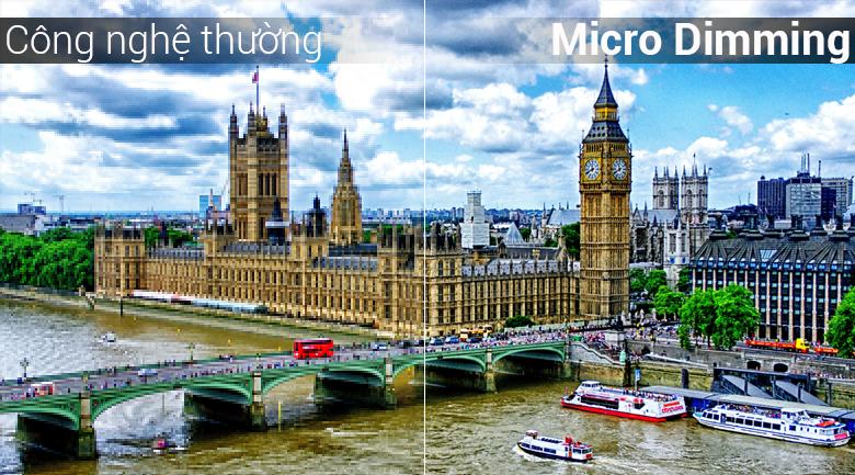 Công nghệ Micro Dimming trên Android Tivi TCL 32 inch 32S6500