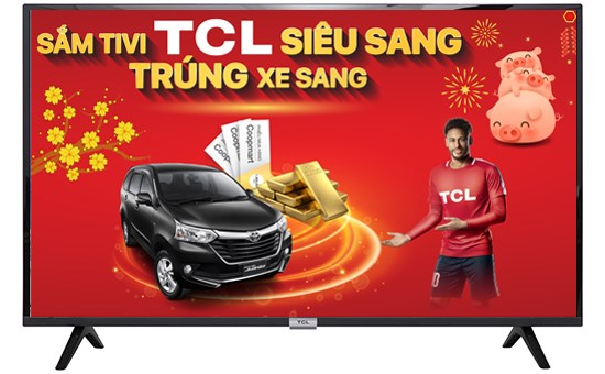 """Android TV TCL 43"""""""