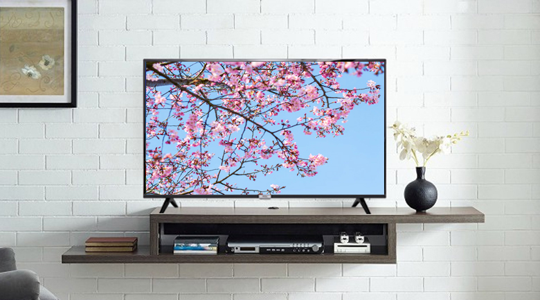 Thiết kế - Android Tivi TCL 43 inch 43S6500