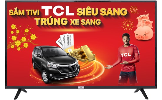 """Android TV TCL 49"""""""