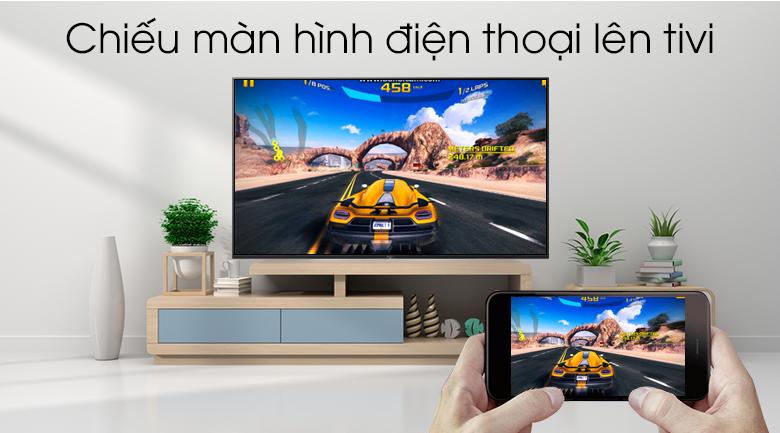 Android Tivi Sony 4K 75 inch KD-75Z9F - chiếu màn hình
