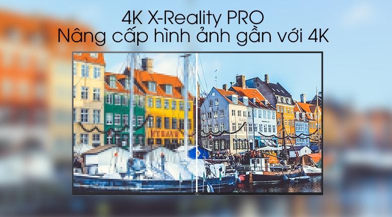 Android Tivi Sony 4K 75 inch KD-75Z9F - 4K X Reality Pro