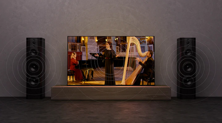 Acoustic Surface Audio+ - Android Tivi OLED Sony 4K 55 inch KD-65A9F