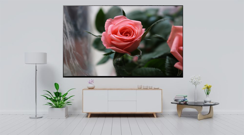 Thiết kế - Android Tivi OLED Sony 4K 55 inch KD-65A9F