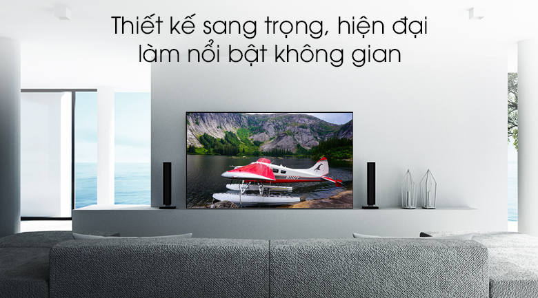 Android Tivi OLED Sony 4K 55 inch KD-55A9F hình 1