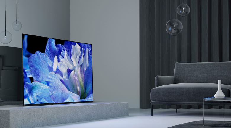 Thiết kế - Android Tivi OLED Sony 4K 55 inch KD-55A9F