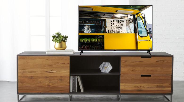 Thiết kế - Smart Tivi LG 4K 43 inch 43UK6200PTA