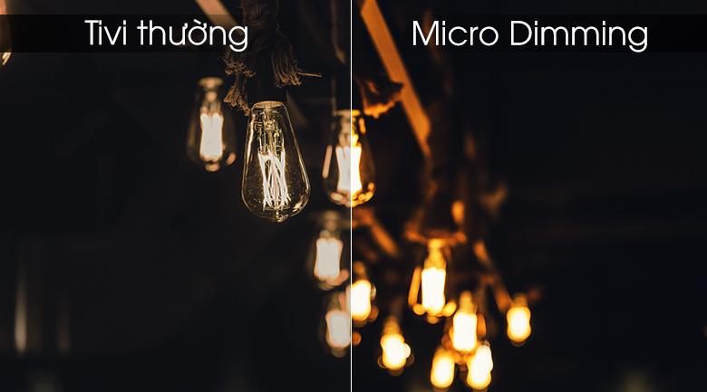Micro Dimming - Smart Tivi TCL 4K 65 inch L65P65-UF
