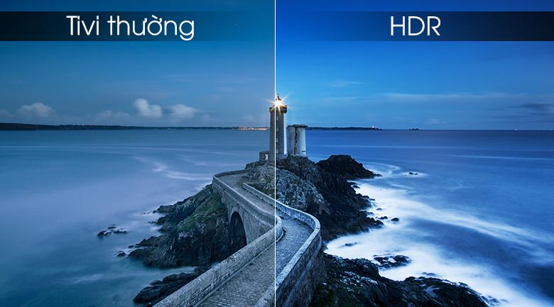 HDR - Android Tivi Panasonic 4K 49 inch 49FX650V