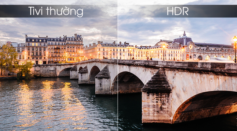 HDR - Android Tivi Panasonic 4K 49 inch 49FX550V