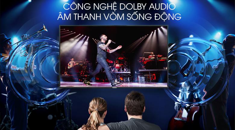 Dolby Audio - Android Tivi Panasonic 4K 49 inch 49FX550V