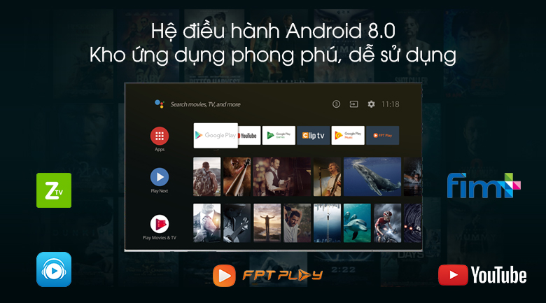 he dieu hanh android 8.0