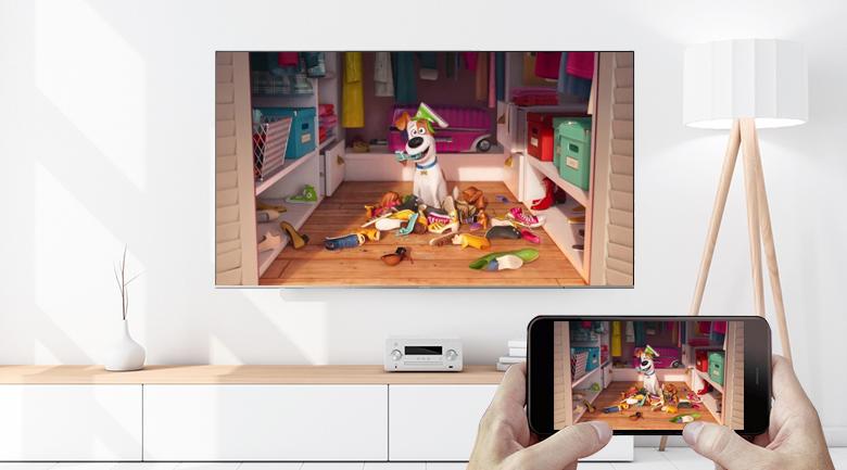 Google Cast - Android Tivi Panasonic 4K 49 inch 49FX650V