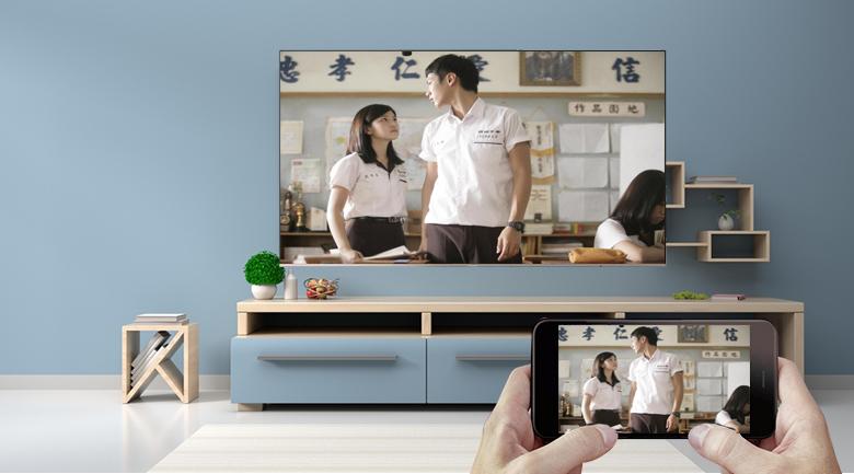 Google Cast - Android Tivi Panasonic 4K 55 inch 55FX650V