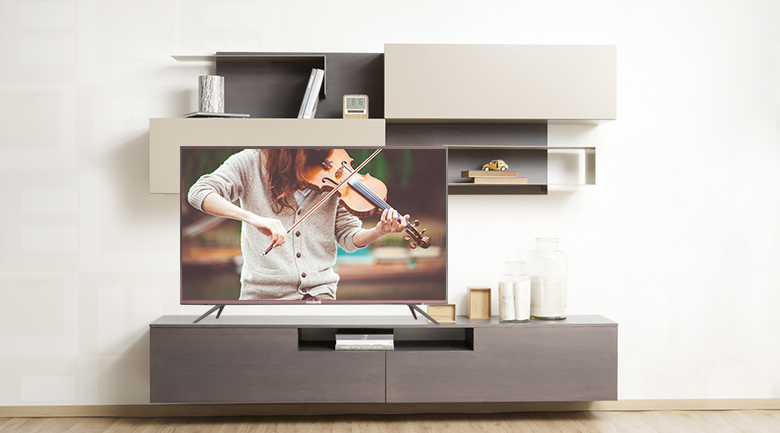 Smart Tivi Mobell 43 inch 43S600A - Thiết kế