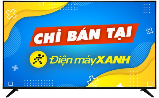"Smart TV 4K TCL 50"""