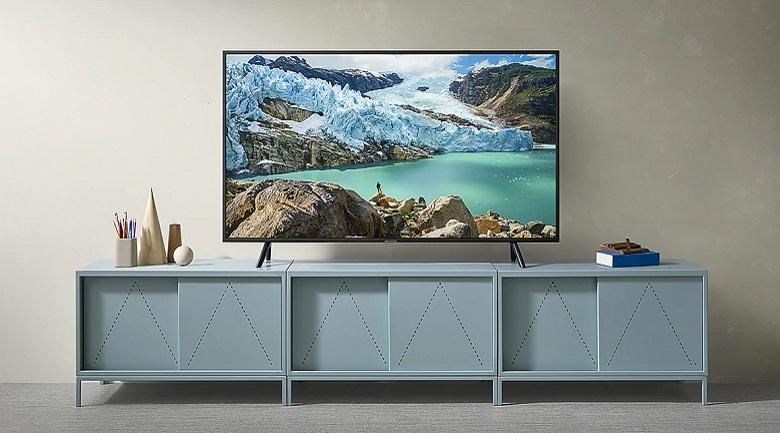 Smart Tivi Samsung 4K 43 inch UA43RU7100 - Thiết kế