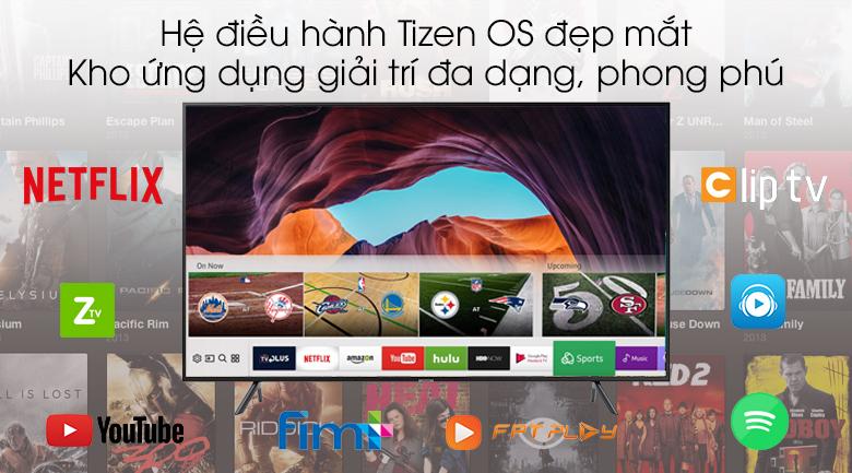 Smart tivi Samsung 4K 50 inch UA50RU7100 - Tizen OS