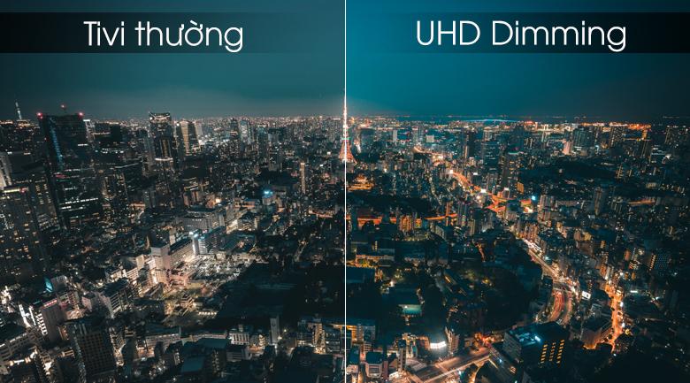 Smart Tivi Samsung 4K 65 inch UA65RU7100 - UHD Dimming