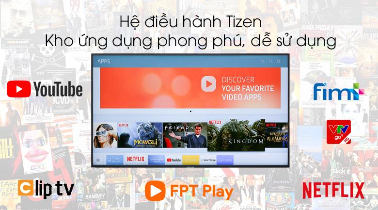 Smart Tivi Samsung 4K 50 inch UA50RU7200 hình 8