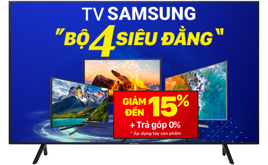 Smart TV 4K SAMSUNG 50""