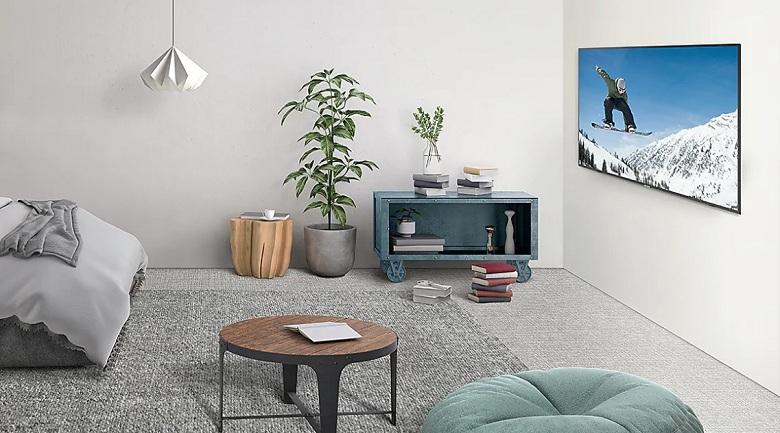 Smart Tivi Samsung 4K 50 inch UA50RU7200 - Thiết kế