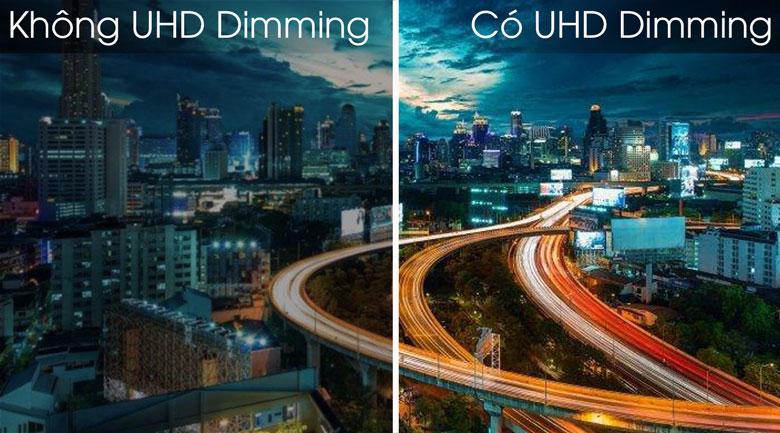Smart Tivi Samsung 4K 50 inch UA50RU7200 - UHD Dimming