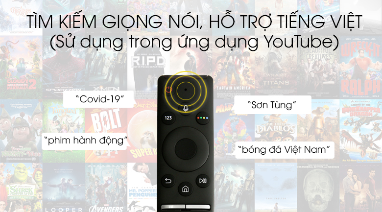 Smart Tivi Samsung 4K 50 inch UA50RU7200 One Remote