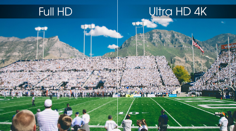 Smart Tivi Samsung 4K 43 inch UA43RU7400 - Ultra HD 4K