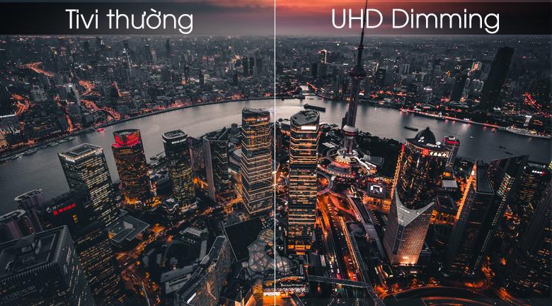 Smart Tivi Samsung 4K 43 inch UA43RU7400 - UHD Dimming