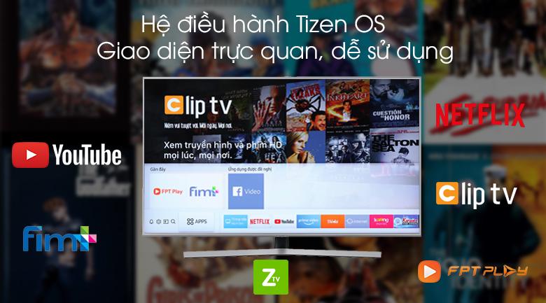 Smart Tivi Samsung 4K 50 inch UA50RU7400 - Tizen OS