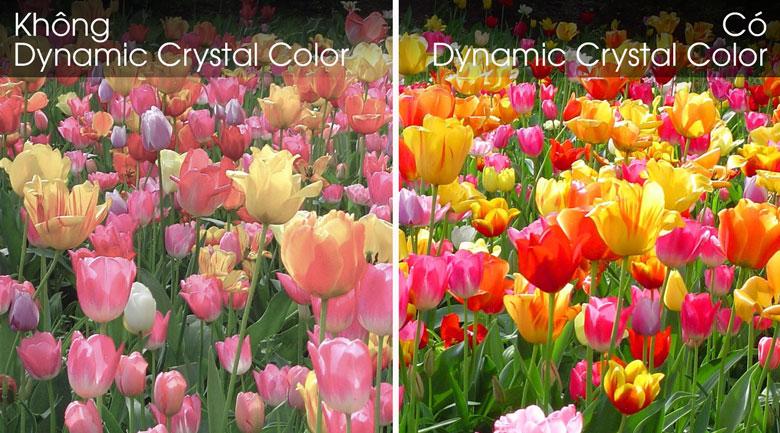 Smart Tivi Samsung 4K 50 inch UA50RU7400 - Dynamic Crystal Color