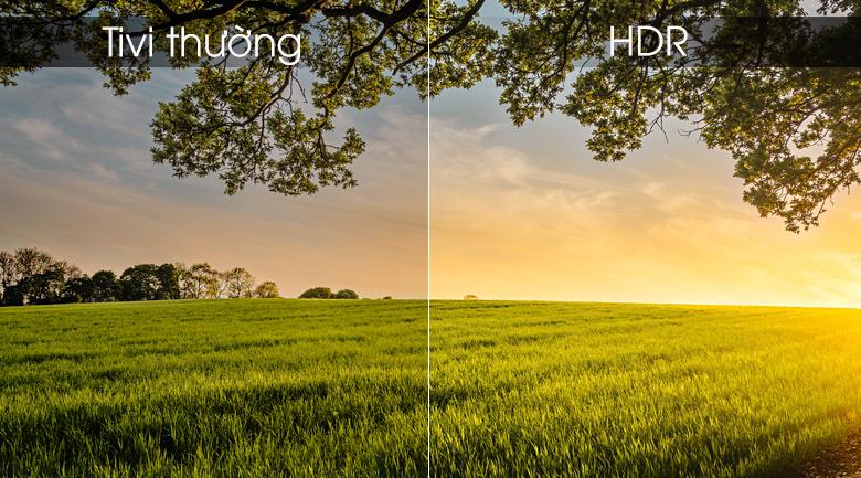 Smart Tivi Samsung 4K 50 inch UA50RU7400 - HDR