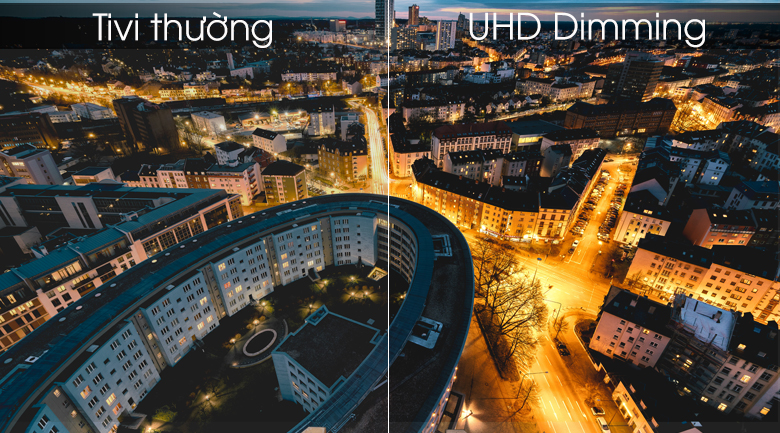 Smart Tivi Samsung 4K 50 inch UA50RU7400 - UHD Dimming