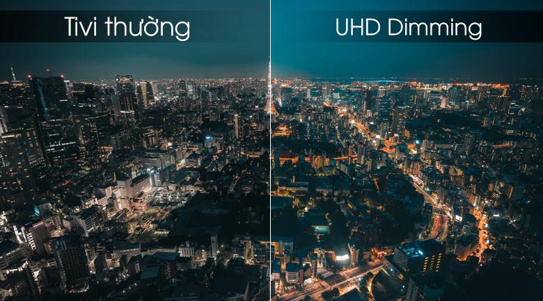 Smart Tivi Samsung 4K 65 inch UA65RU7400 - UHD Dimming