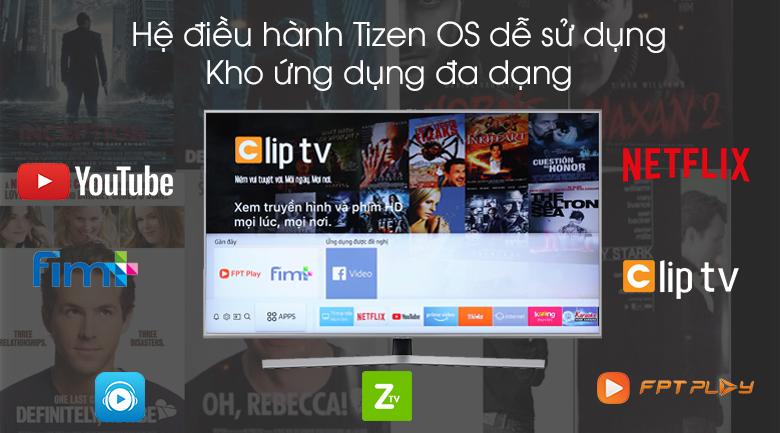 Smart Tivi Samsung 4K 65 inch UA65RU7400 - Tizen OS
