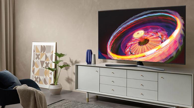 Smart Tivi Samsung 4K 65 inch UA65RU7400 - Thiết kế