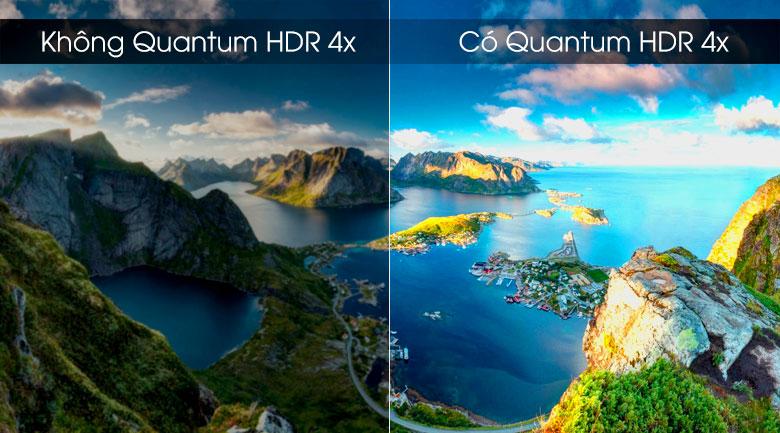 Smart Tivi QLED Samsung 4K 43 inch QA43Q65R - Quantum HDR 4x