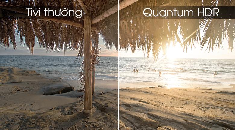 Smart Tivi QLED Samsung 4K 43 inch QA43Q65R - Quantum HDR