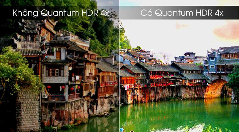 Smart Tivi QLED Samsung 4K 49 inch QA49Q65R - Quantum HDR 4x