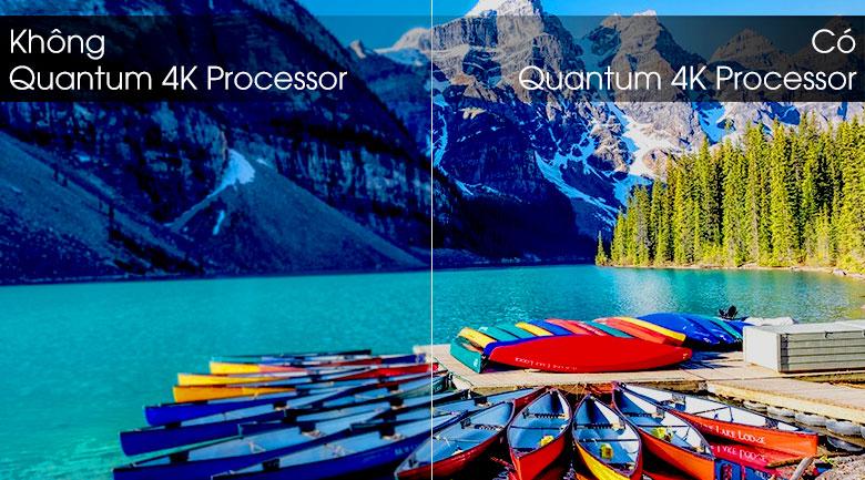 Smart Tivi QLED Samsung 4K 49 inch QA49Q65R - Quantum 4K Processor