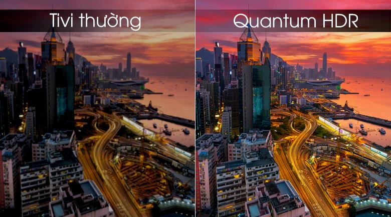 Smart Tivi QLED Samsung 4K 65 inch QA65Q65R - Quantum HDR