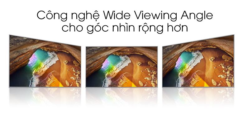 Smart Tivi QLED Samsung 4K 65 inch QA65Q65R - Wide Viewing Angle