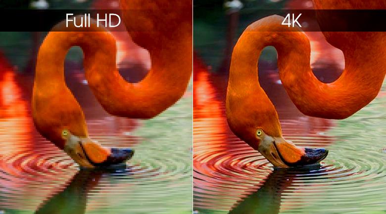 Smart Tivi QLED Samsung 4K 65 inch QA65Q65R - 4K