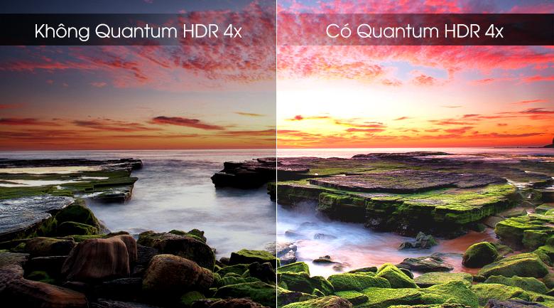 Smart Tivi QLED Samsung 4K 75 inch QA75Q65R - Quantum HDR 4x