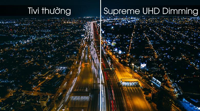 Smart Tivi QLED Samsung 4K 82 inch QA82Q65R - Supreme UHD Dimming