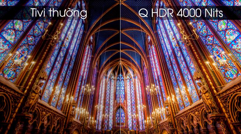 Smart Tivi QLED Samsung 8K 75 inch QA75Q900R - Q HDR 4000 Nits