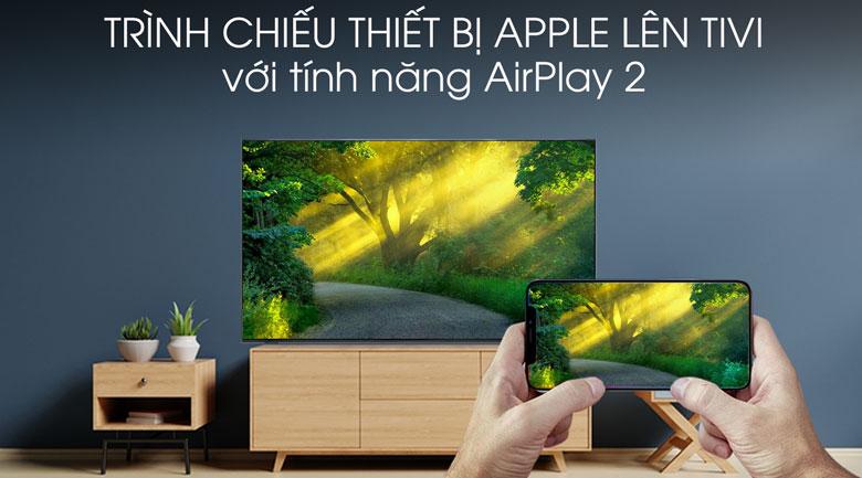 Smart Tivi QLED Samsung 8K 75 inch QA75Q900R - AirPlay 2